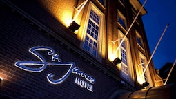 St James Hotel, BW Premier Collection