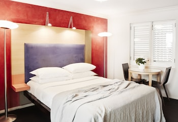 Guestroom at Medusa Boutique Hotel in Darlinghurst