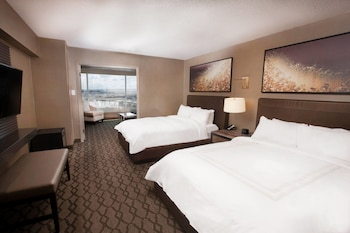 Executive Suite, Multiple Beds, View
