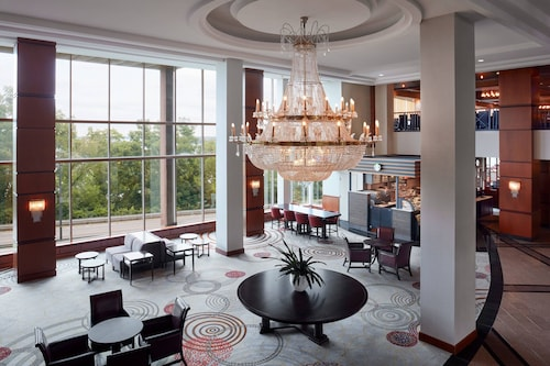 . Marriott Niagara Falls Fallsview Hotel & Spa