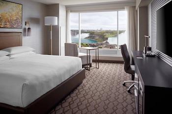 Superior Room, 1 King Bed, Non Smoking, View (Falls)