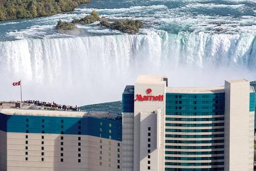 . Marriott Niagara Falls Fallsview Hotel & Spa