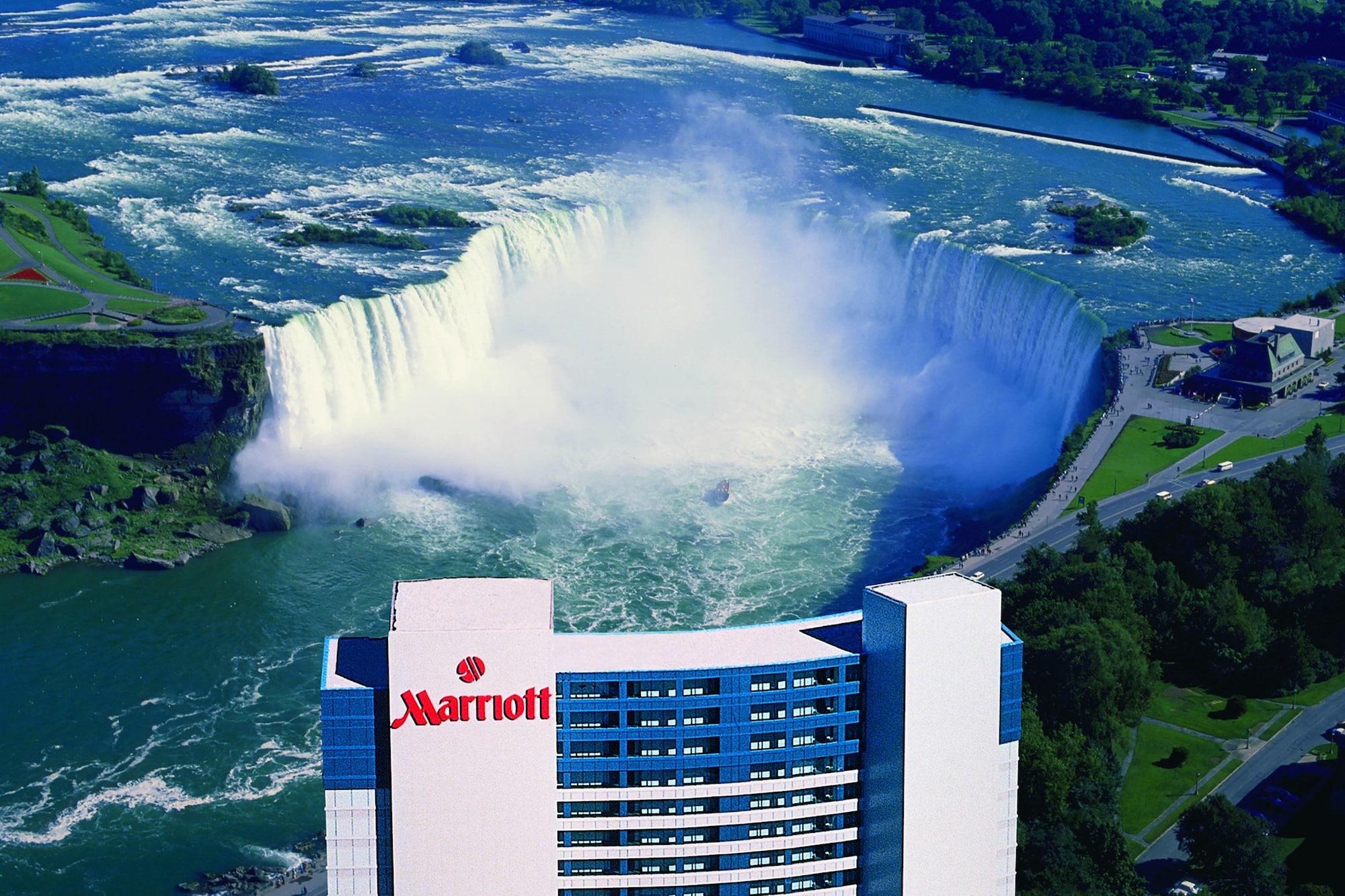 Marriott Niagara Falls Fallsview Hotel & Spa, Niagara