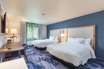 Hotel - Fairfield Inn & Suites by Marriott Tampa North
