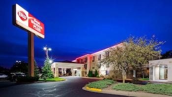 歐克雷爾貝斯特韋斯特普拉斯飯店及會議中心 Best Western Plus Eau Claire Conference Center