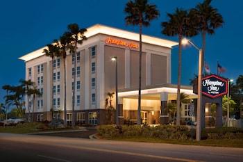 坦帕洛基波因特歡朋飯店 Hampton Inn Tampa-Rocky Point
