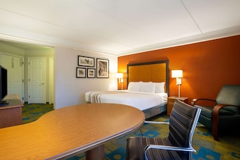 Deluxe Suite, 1 King Bed, Non Smoking (Deluxe Executive Suite)
