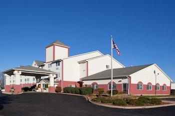 Hotel - Holiday Inn Express Mt Vernon