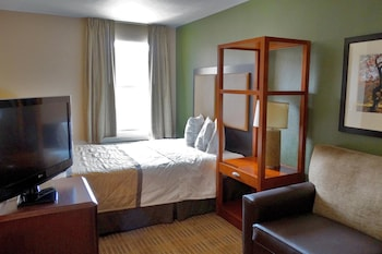 Guestroom at Extended Stay America - Dallas - Vantage Point Dr. in Dallas