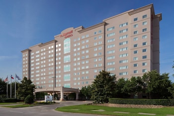 Hotel - Dallas Marriott Suites Medical/Market Center