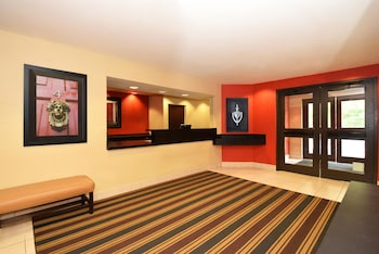 Lobby at Extended Stay America Baltimore - Timonium in Lutherville Timonium