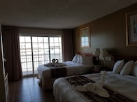 Standard Room, 2 Queen Beds, Bay View at Paradise Plaza Inn in Ocean City