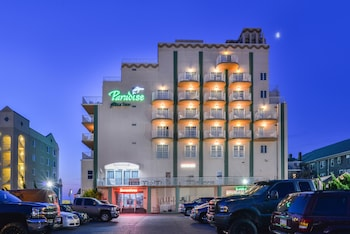 帕瑞戴思廣場飯店 Paradise Plaza Inn
