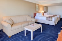 Standard Suite, 2 Queen Beds at Paradise Plaza Inn in Ocean City