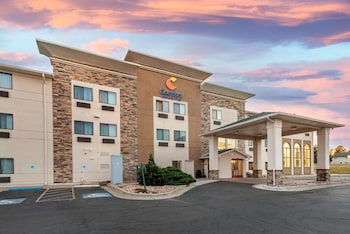 普韋布洛凱富套房飯店 Comfort Inn & Suites Pueblo