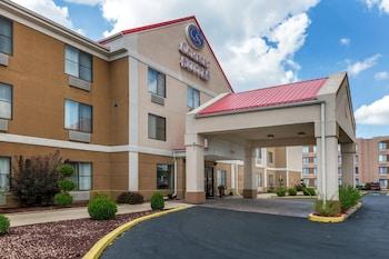 Hotel - Comfort Suites Lansing