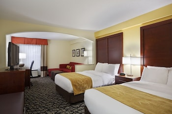 Suite, 1 King Bed, Accessible, Non Smoking