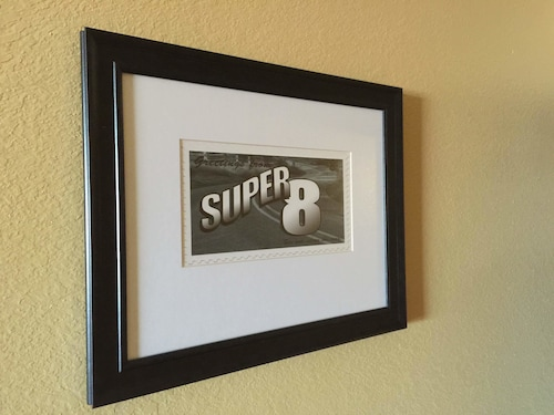Super 8 by Wyndham Cedar City, Iron