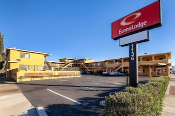 Hotel - Econo Lodge near the University of Arizona