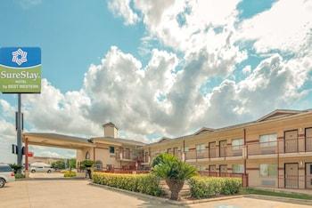 貝斯特韋斯特新布朗費爾斯修爾住宿飯店 SureStay Hotel by Best Western New Braunfels