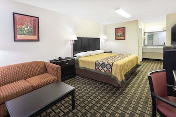 Standard Room, 1 Queen Bed, Smoking