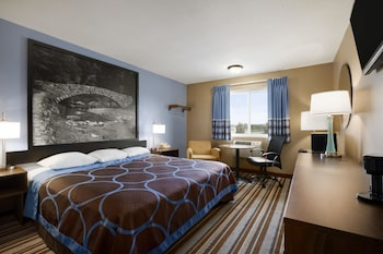Hotel - Super 8 by Wyndham Council Bluffs IA Omaha NE Area