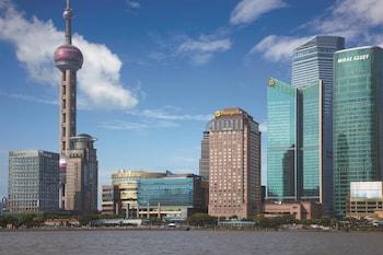 Book Pudong Shangri-La in Shanghai.