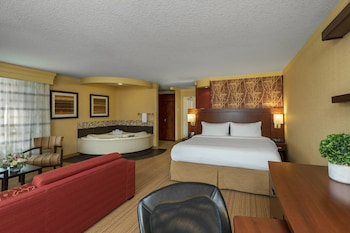 Room, 1 King Bed, Non Smoking, Fireplace (Spa)