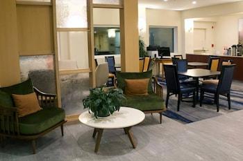舊金山聖馬卡洛萬豪費爾菲爾德套房飯店 Fairfield Inn & Suites by Marriott San Francisco San Carlos