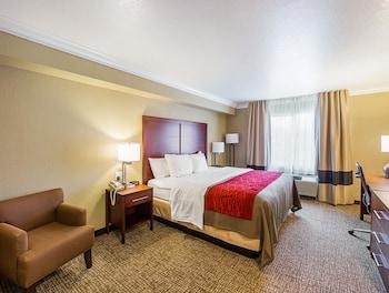 阿克塔-洪保德區凱富飯店 Comfort Inn Arcata-Humboldt Area