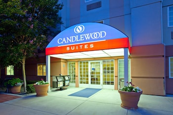 Hotel - Candlewood Suites North Orange County