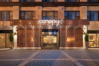 華盛頓使館區希爾頓嘉諾賓飯店 Canopy by Hilton Washington Embassy Row