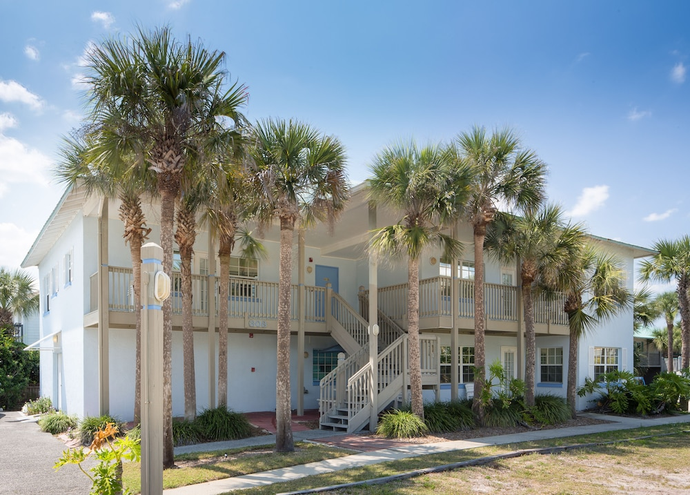Coconut Palms Beach Resort Ii New Smyrna Fl 611 South Atlantic 32169