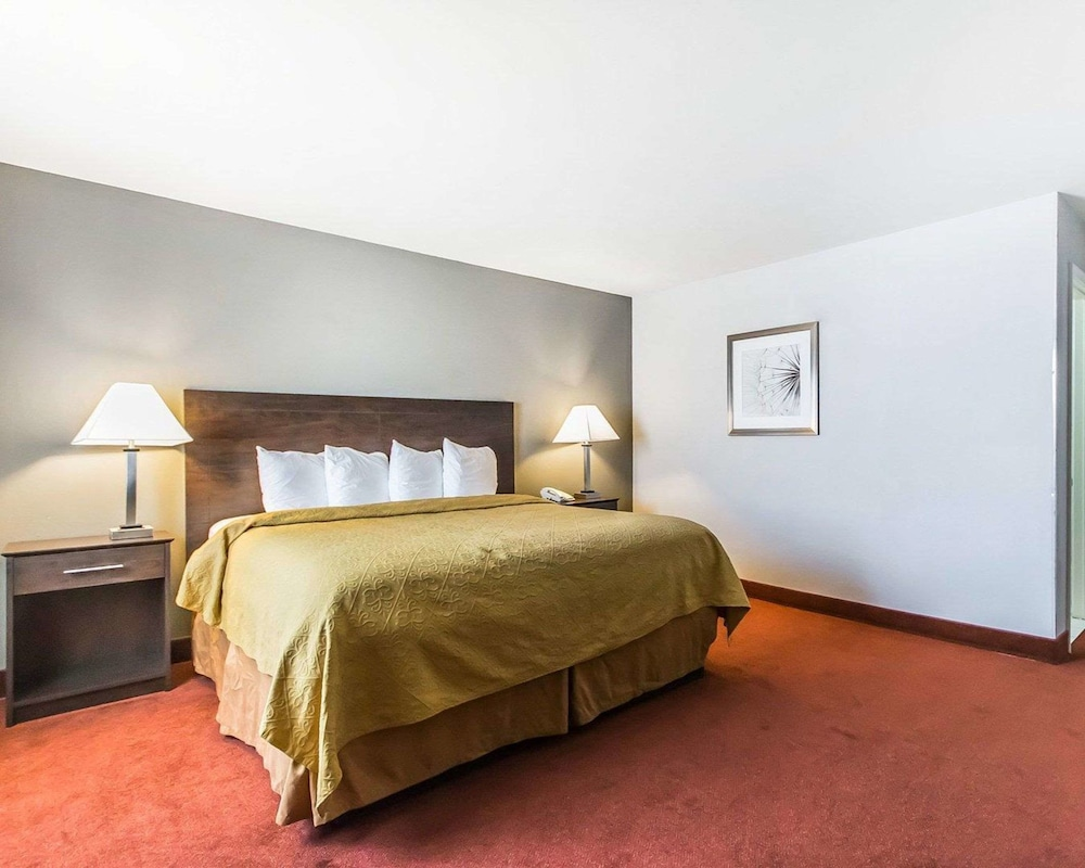 Business Room, 1 King Bed, Accessible, Non Smoking (Efficiency, Upgrade)