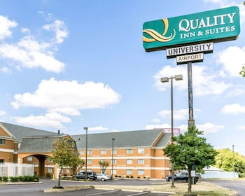 Hotel - Quality Inn & Suites University/Airport