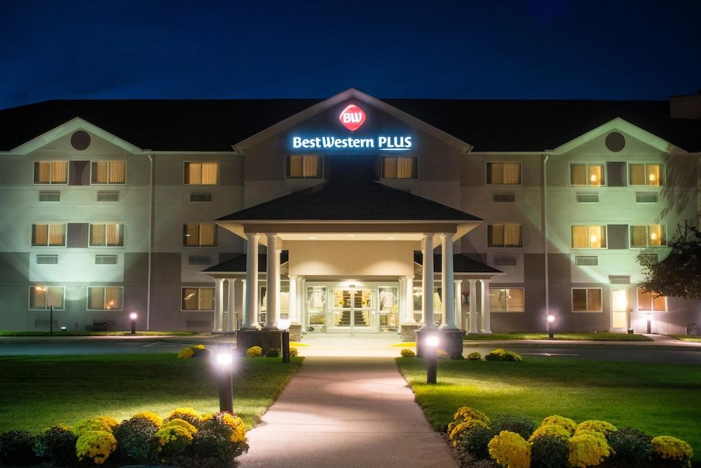 Photo of the Best Western Plus Executive Court Inn & Conference Center in Manchester, New Hampshire
