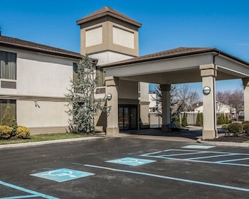 Hotel - Quality Inn & Suites NJ State Capital Area