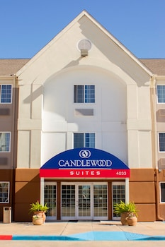 Hotel - Candlewood Suites Houston-Westchase