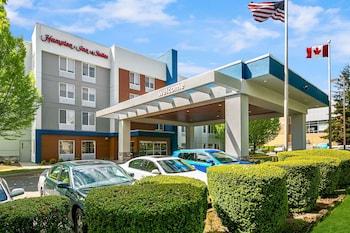 北西雅圖林伍德歡朋套房飯店 Hampton Inn & Suites Seattle North - Lynnwood
