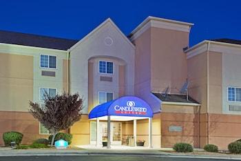 Hotel - Candlewood Suites Albuquerque
