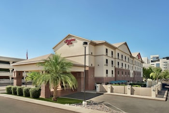 亞利桑那市中心區鳳凰城中城歡朋飯店 Hampton Inn Phoenix-Midtown-Dwtn Area, AZ