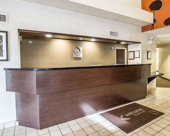 Check-in/Check-out Kiosk at Sleep Inn Phoenix North I-17 in Phoenix