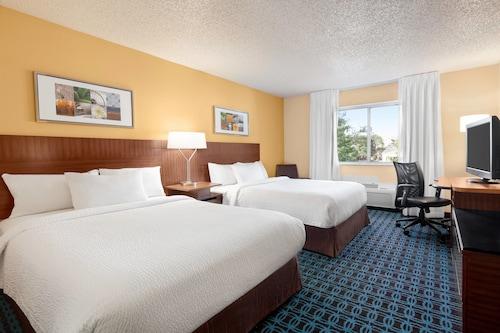 Fairfield Inn by Marriott Roseville, Placer