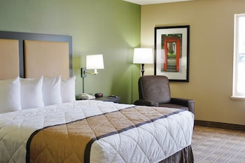 Guestroom at Extended Stay America - Orlando - Southpark - Equity Row in Orlando