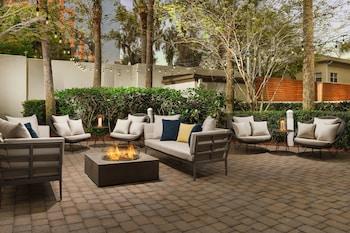 奧蘭多市中心萬怡飯店 Courtyard by Marriott Orlando Downtown