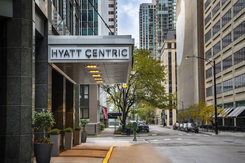 Hyatt Centric Chicago Magnificent Mile, Cook