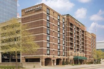 路易斯維爾市中心萬怡飯店 Courtyard by Marriott Louisville Downtown