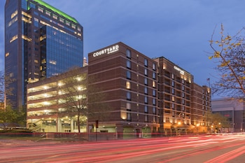 Hotel - Courtyard by Marriott Louisville Downtown