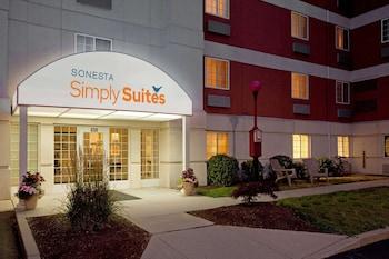 波士頓布倫特里索內斯塔簡單套房飯店 Sonesta Simply Suites Boston Braintree