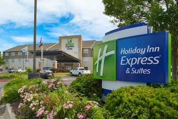 奧馬哈 - 第 120 號楓樹智選假日套房飯店 - IHG 飯店 Holiday Inn Express & Suites Omaha - 120th and Maple, an IHG Hotel